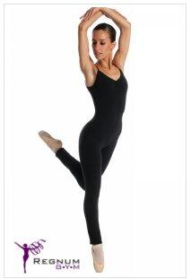 0c796fe5f4d9a1 Body-kombinezon do gimnastyki artystycznej Regnum Gym BB15 rozmiary: S, M,  L, XL, XXL materiał: lycra